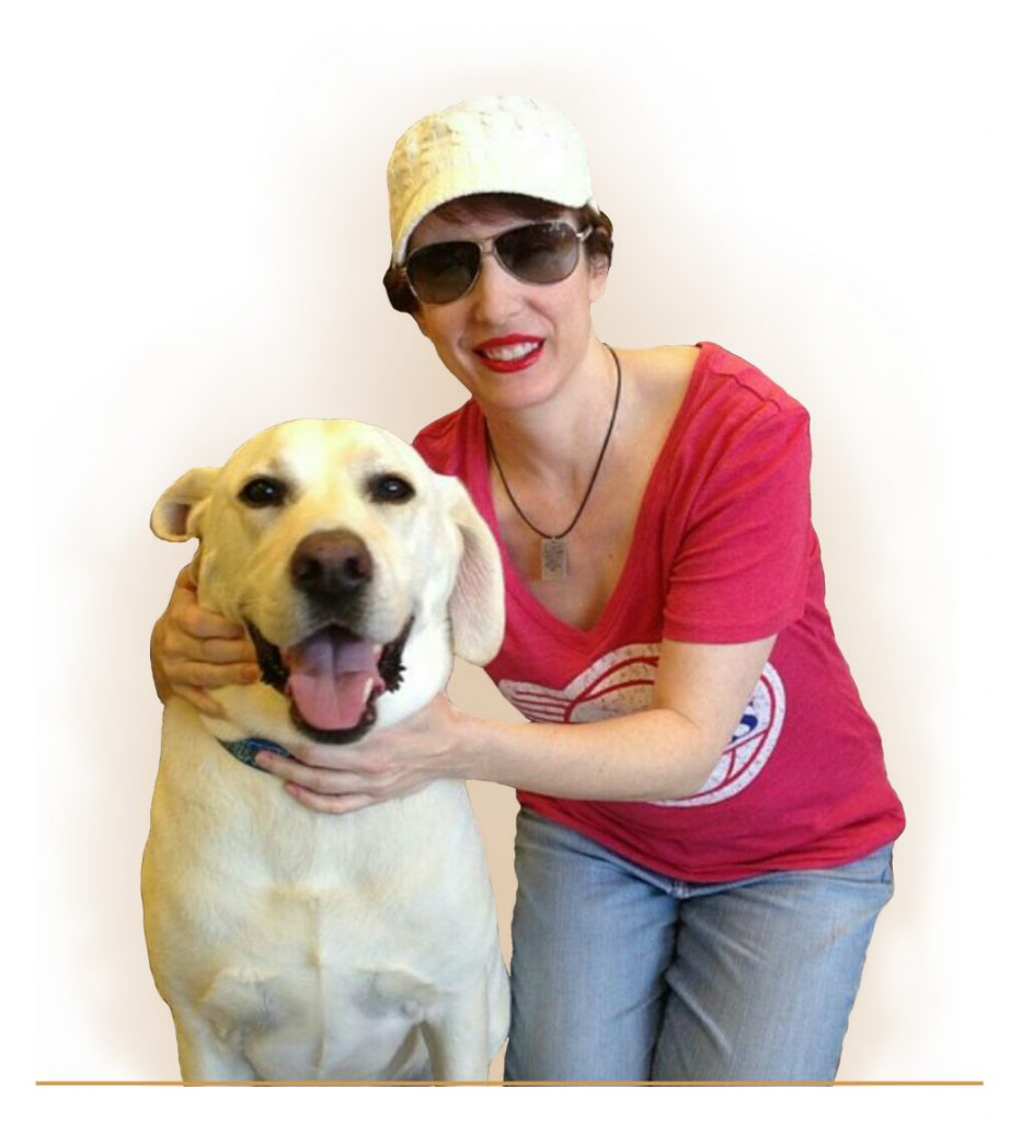 kimanddog-gold-glow