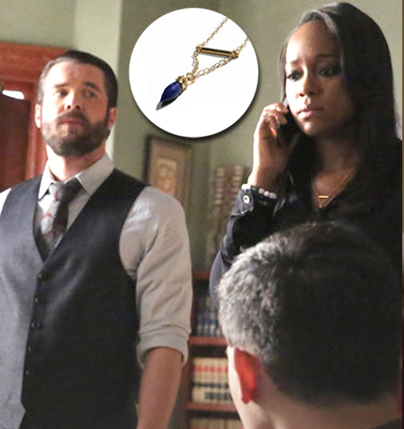 HTGAWM Lapis Necklace