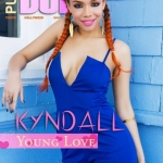 Singer Kyndall wearing a Nair & Bjorn glam ring
