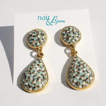 Pebbles on the Beach Earrings