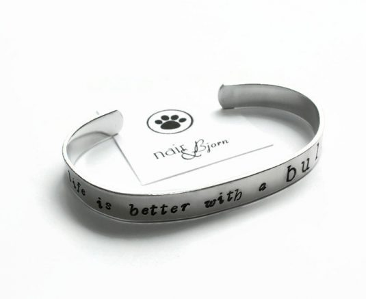life is better with bully bracelete