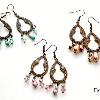 Boho Earrings Color Choices