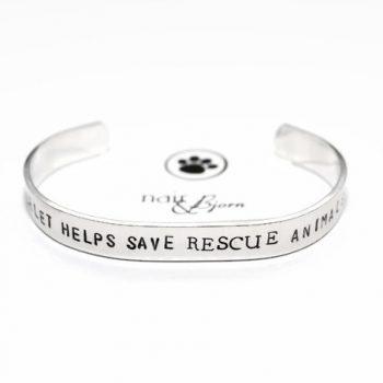 This Bracelet Saves Rescue Animals Nair & Bjorn