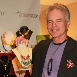 Tony Dennison at GBK Gift Lounge Honoring the Oscars (Hollywood)