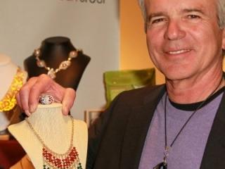 Tony Dennison at GBK Gift Lounge Honoring the Oscars (Hollywood)