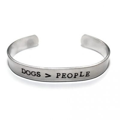 Dogs > People