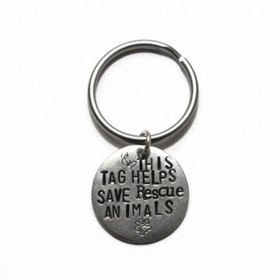 This Tag Helps Save Rescue Animals