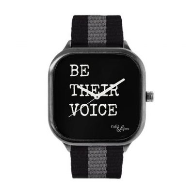Be Their Voice Watch