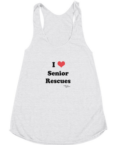 I Love Senior Rescues Animal Adoption Gift
