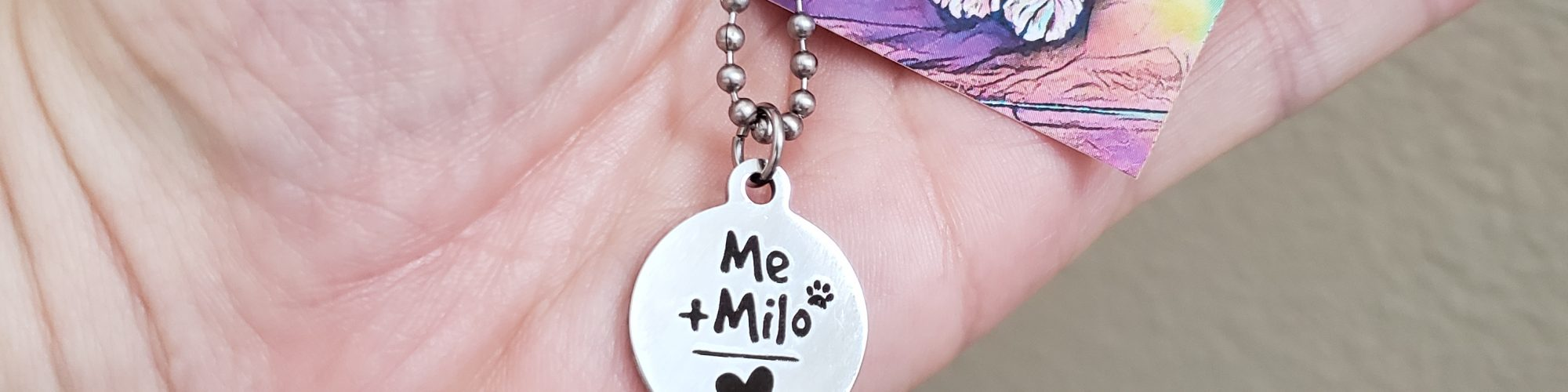 Custom Dog and Cat Addition Necklace