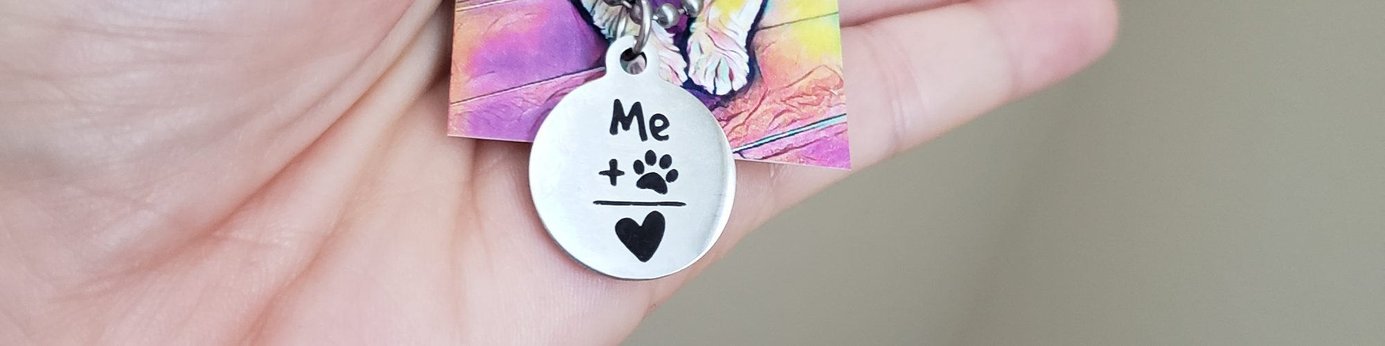Dog and Cat Addition Necklace