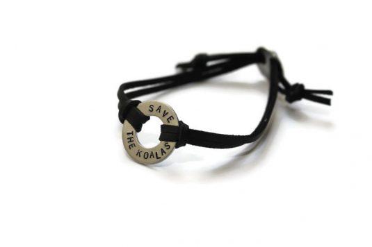 Save The Koalas Bracelet