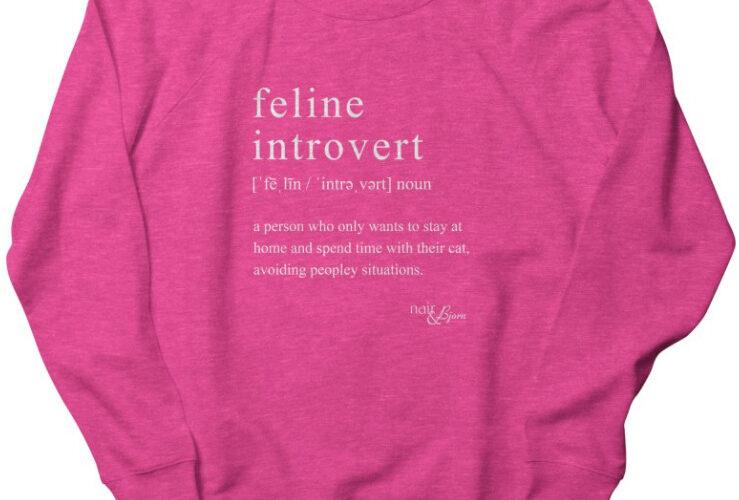 Feline Introvert