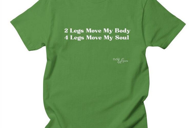 4 Legs Move My Soul